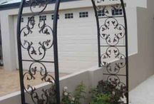 wrought iron balustrading perth