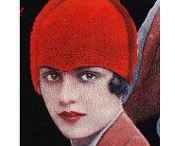 1920s flapper hat patterns to download