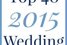 Wedding trends & colors 2015 / by Barbara Scott Langston Bell