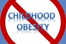 Childhood Obesity / We can put an end to childhood obesity.