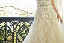 Wedding dress - Vestido de noiva / Inspirações de vestido de noiva.