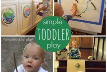 Toddler areas