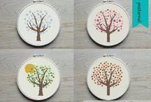 Árvores-Ponto Cruz