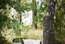 Beautiful Outdoor Spaces / by Liz Tubman