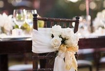 Yellow // Weddings + Events / Pretty pops of yellow for a bright an happy event!