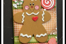 Gingerbread Men <3 / by Stamp Time Somewhere