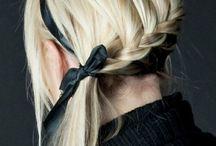 Tranças e penteados