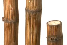 VELAS Y PORTAVELAS | CANDLES AND CANDLEHOLDERS