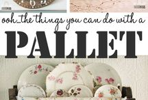 Wood Projects / Projects made with wood - home decor pieces, handmade signs, furniture