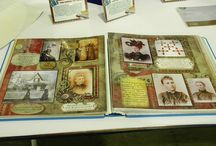 Genealogy scrapbooking