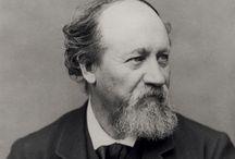 Фредерик Эжен Буден (Eugène Boudin) 1824-1898 / Французский художник, предшественник импрессионистов, учитель Моне.