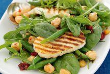salatki z ciecierzycy