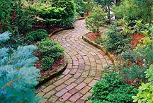 jardins pra passear