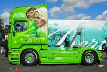 Trucker - MOBILNÍ GALERIE I.