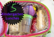 Kids' Lunches and Snacks