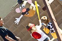 Fiesta de toy story