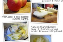 Cloth diapering, breastfeeding, home made baby food momma