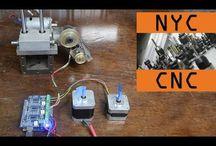 Arduino, Stepper motors