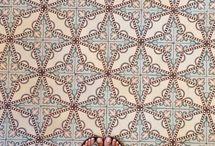Tile patterns/ Geometrics