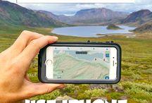 Beyond The Cairn / Wilderness navigation.