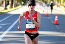 Learning and being inspired by Elite Runners