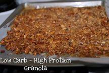 Low Carb High Protein Recipes / Cooking