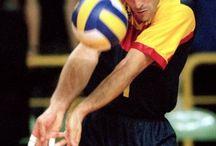 rafa pascual / mejor voleibolista de la historia de españa