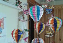 Mobiles made by me / Home made mobiles