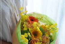 【花 束】 / Flower noteの花束ギャラリーです