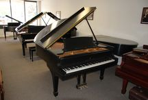 Our Pianos <3 / Our pianos are refurbished or fully restored. We love restoring them! All pianos include bench, in-home tuning, & 5 year warranty. Free delivery within 100 miles of 12524. We also ship nationwide. www.supremepianos.com