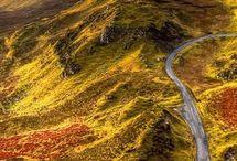 England, Scotland, Wales