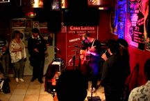 VIDEOS LAWRENCE COLLINS A CASA LATINA (Bordeaux)