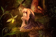 Fairies and Forests / art inspiration and upcoming class! / by Watercolor Bloom, Lynne Furrer Artist