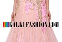 Indowestern Gowns / Check out our new collection of gowns!