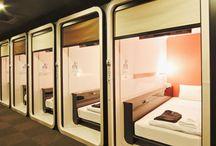 cabinas dormitorio