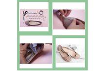 Hazlo tú misma / Aquí encontrarás ideas divertidas para que decores tus zapatos  y prendas, dándoles un toque creativo y mega fashion.   / by Price Shoes