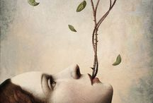 Art inspiration / by Gabriela Dumitrache