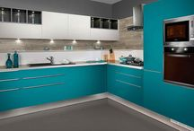 Indian Style Kitchen Designs @ Homeandbeyond / Endow your modular kitchen design and Indian style remodeling for your comfort with Home and Beyond in Chennai, India. Visit us: www.homeandbeyond.in
