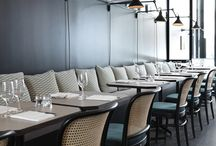 Scandinavian restaurant interior design