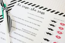 Bridal shower games I want to do