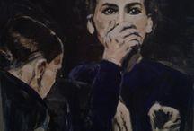 kunst / Kunst van Corine Hazeleger