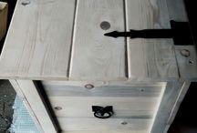 Woodworking / Wood box