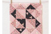 Farmer's Wife / Some of my favourite blocks from the Farmer's Wife 1930's Quilt-a-long organised by Kerry http://verykerryberry.blogspot.co.uk/p/farmers-wife-1930s-quilt-along.html and Angie http://gnomeangel.com/farmers-wife-1930s-sampler-quilt-sew-along/
