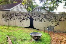 Mosaico en pared ideas