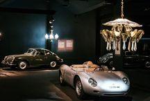 Obras maestras de la colección Régis Mathieu / Para celebrar el 70 aniversario de la marca Porsche, la Cité de l'Automobile te invita a descubrir la increíble colección Régis Mathieu, que durante casi treinta años reúne modelos excepcionales de la marca.
