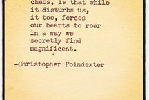 Poetry / Beautifully written poems by writers who have a gifted way with words