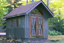 Garden Sheds/Architecture