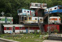 Odd Mobile Homes & RVs
