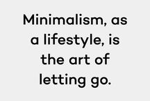 minimalist.
