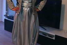 Robes traditionnelle algerienne